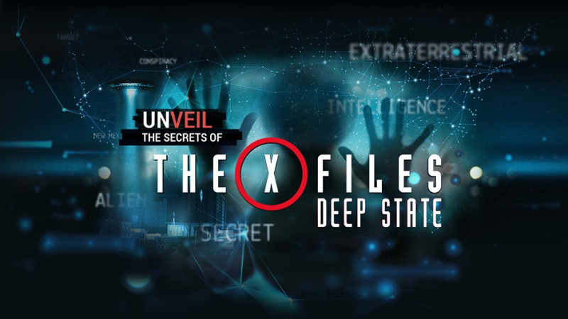 X-Files mobile game out today