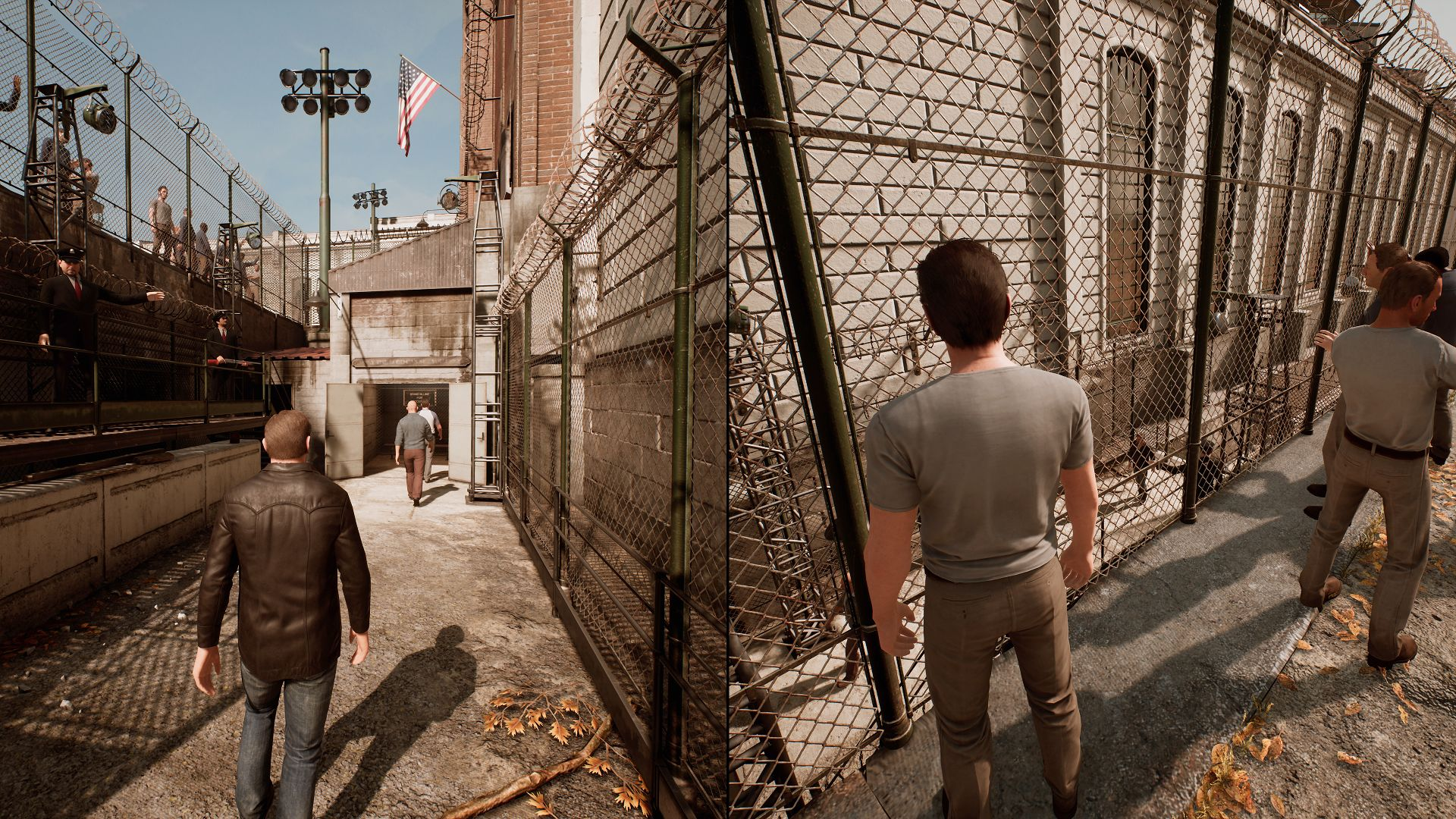 A Way Out leaps onto PC and consoles today
