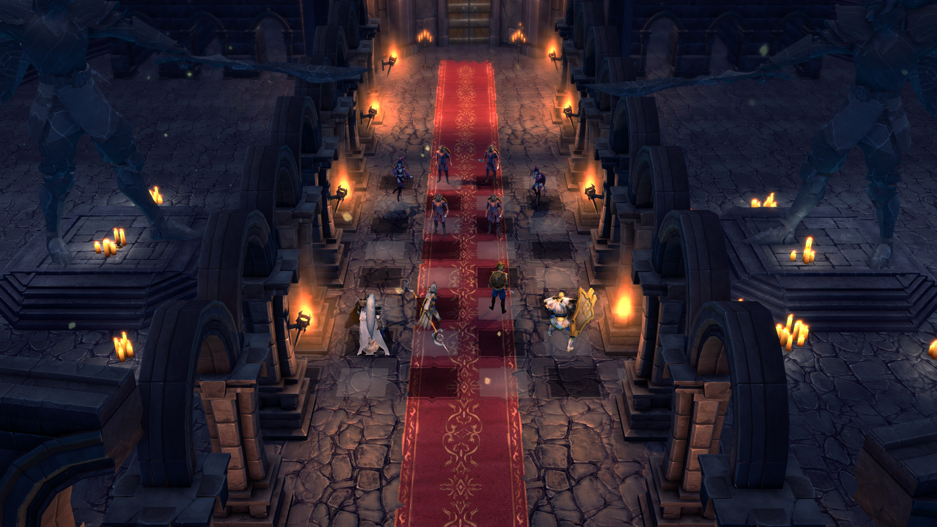 Chessaria: The Tactical Adventure arrives in March