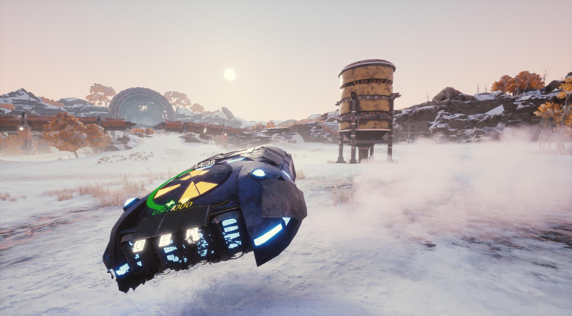 Despoiler races onto Steam