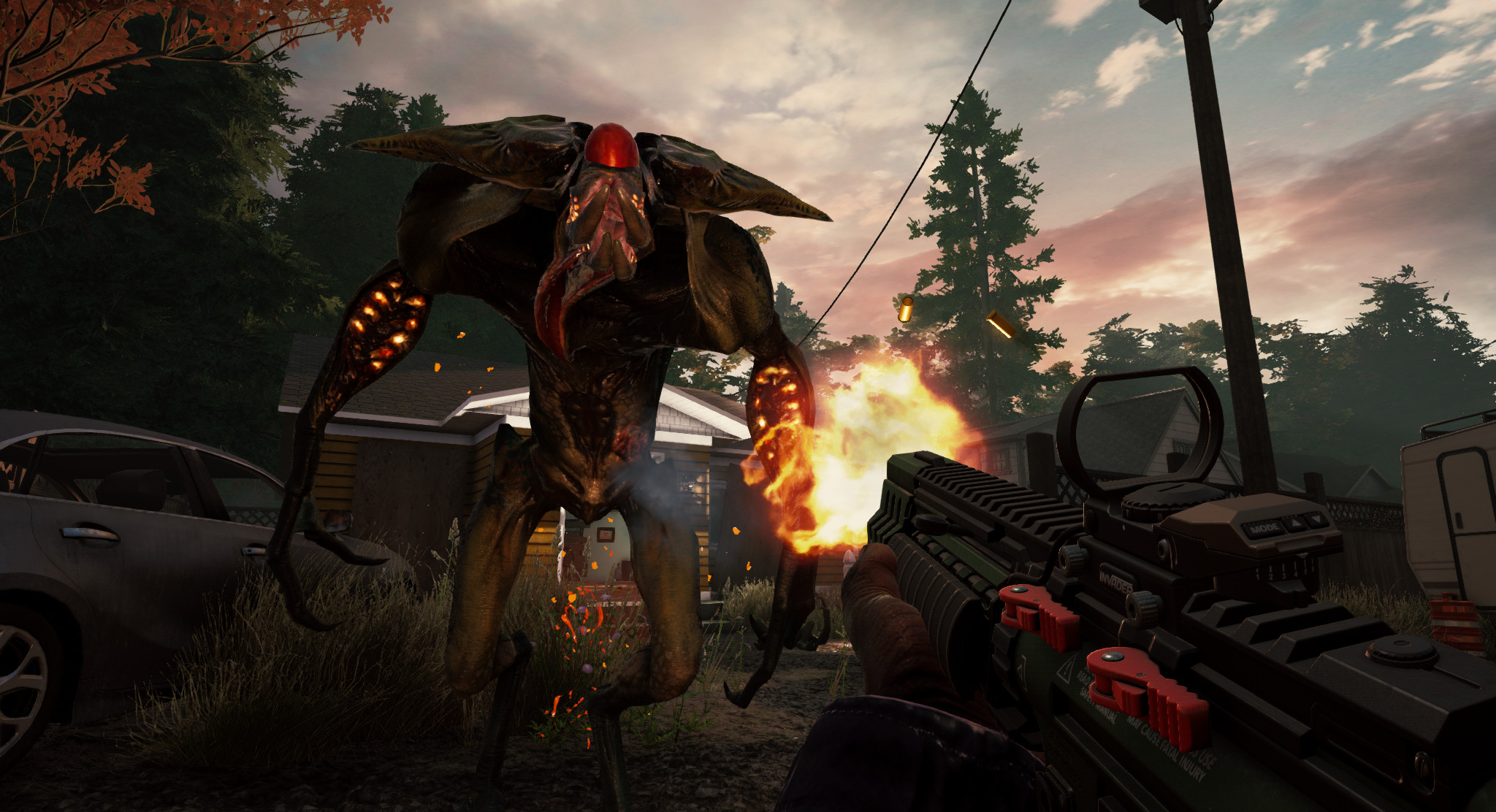 Earthfall invading consoles and PC soon