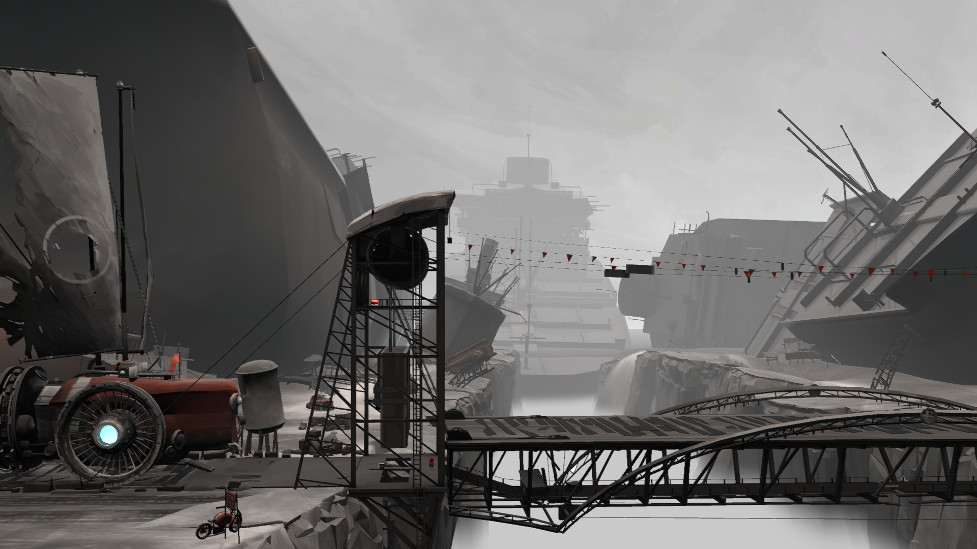 Far: Lone Sails on course for Steam release