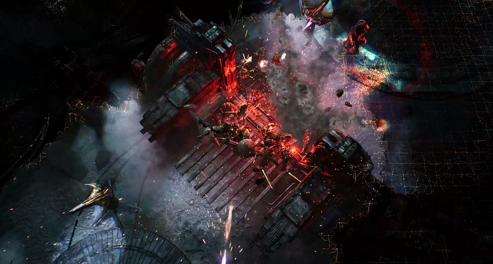 Golem Gates emerging from Early Access with huge update