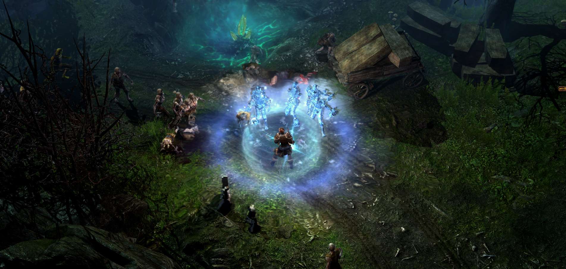 Grim Dawn: Forgotten Gods expansion announced | The Indie