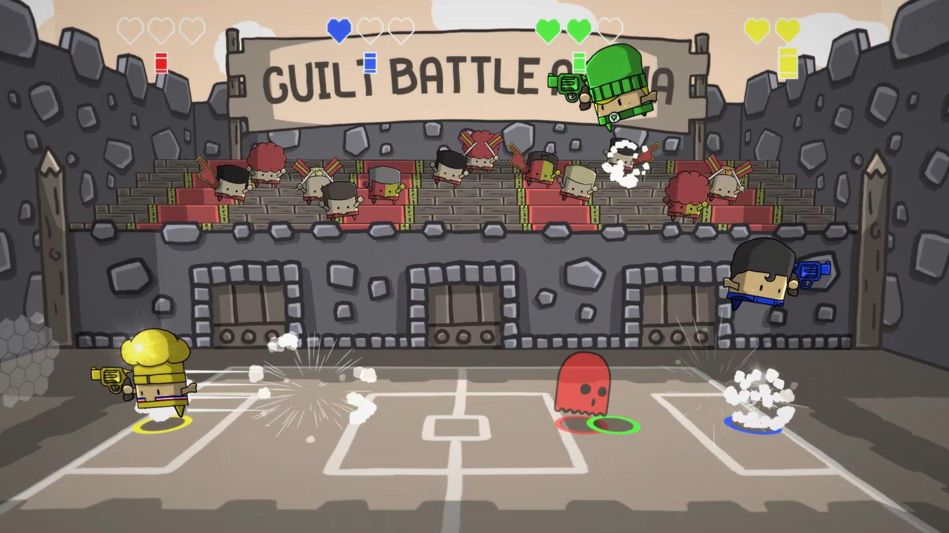 Guilt Battle Arena arrives on Nintendo Switch