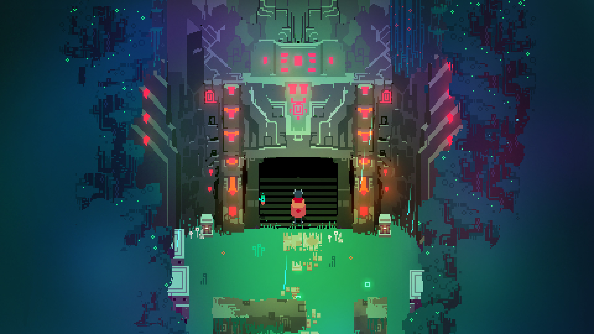 Hyper Light Drifter coming to Switch