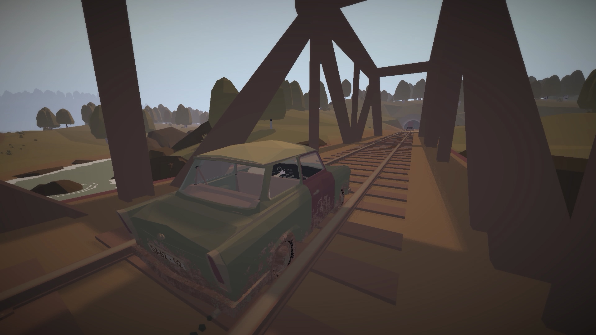 Jalopy drives out of Early Access today
