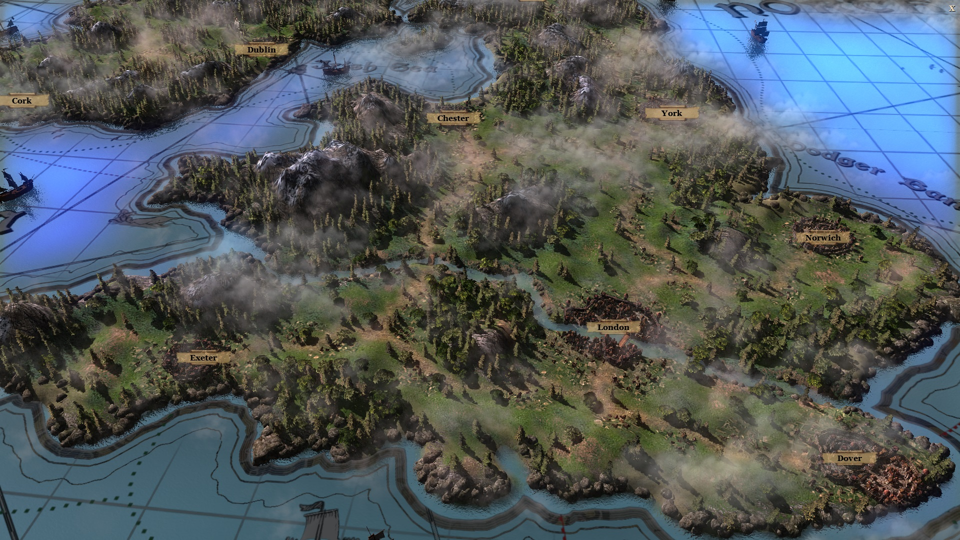 Medieval Kingdom Wars gets 50th update
