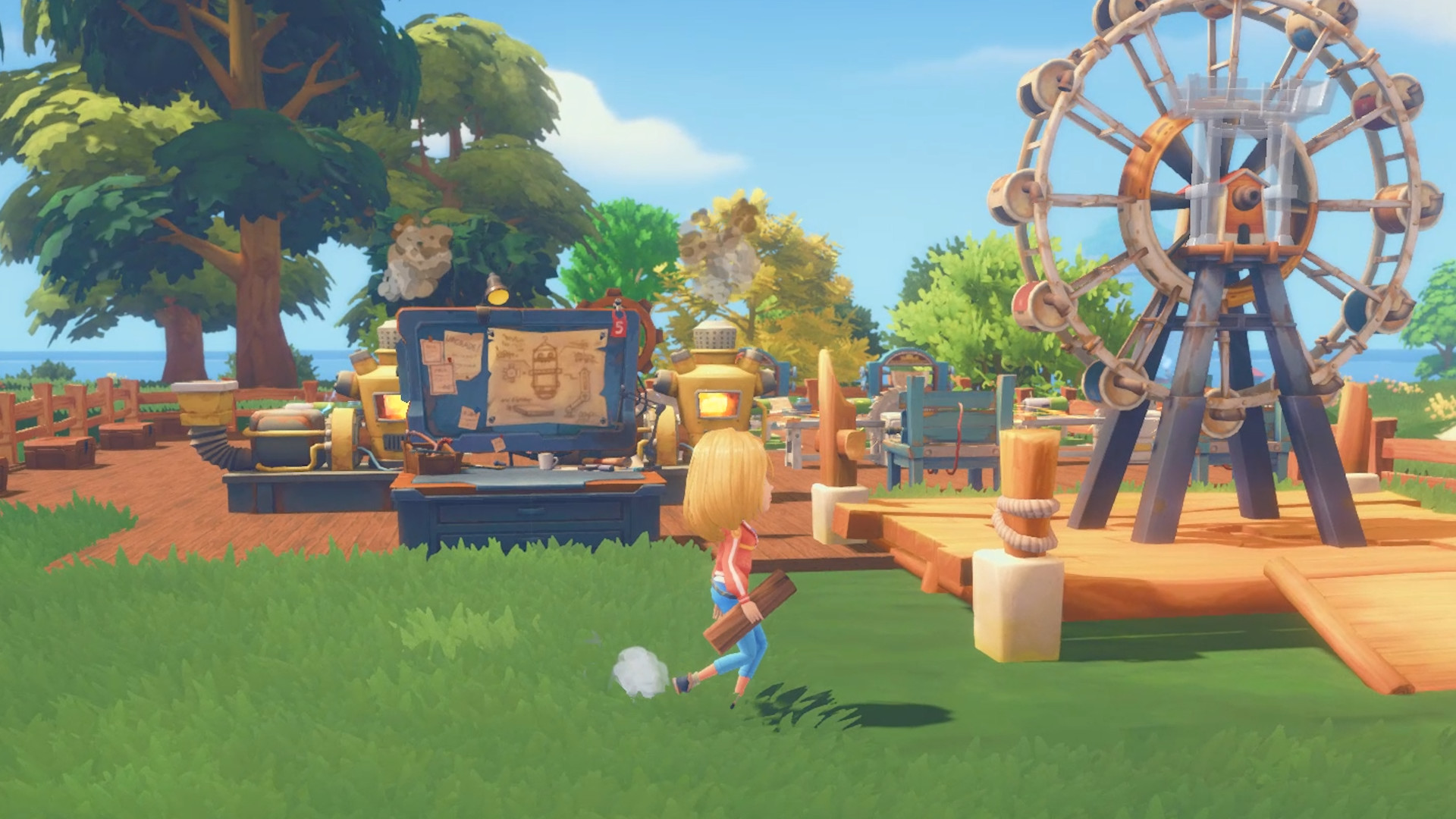 My Time At Portia gets update today