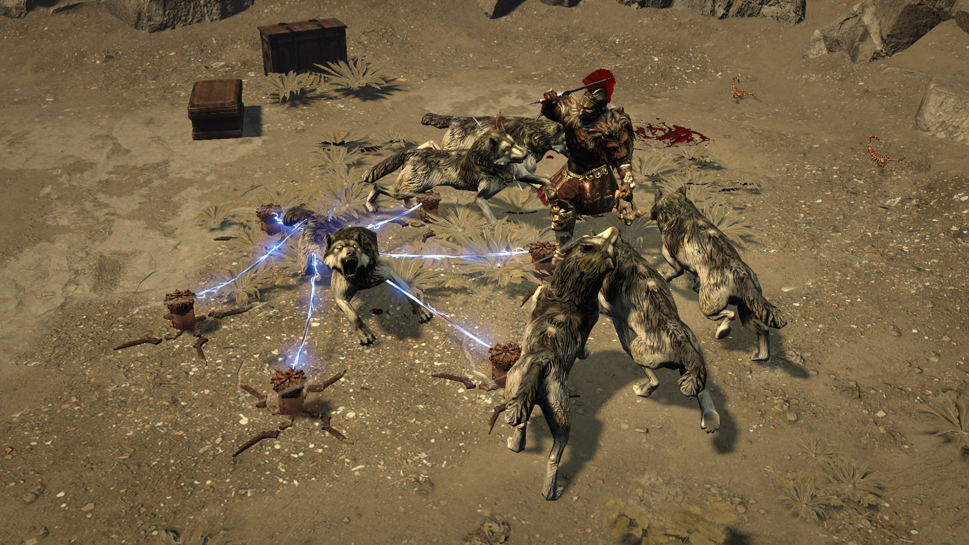Path of Exile: Bestiary launches today on PC