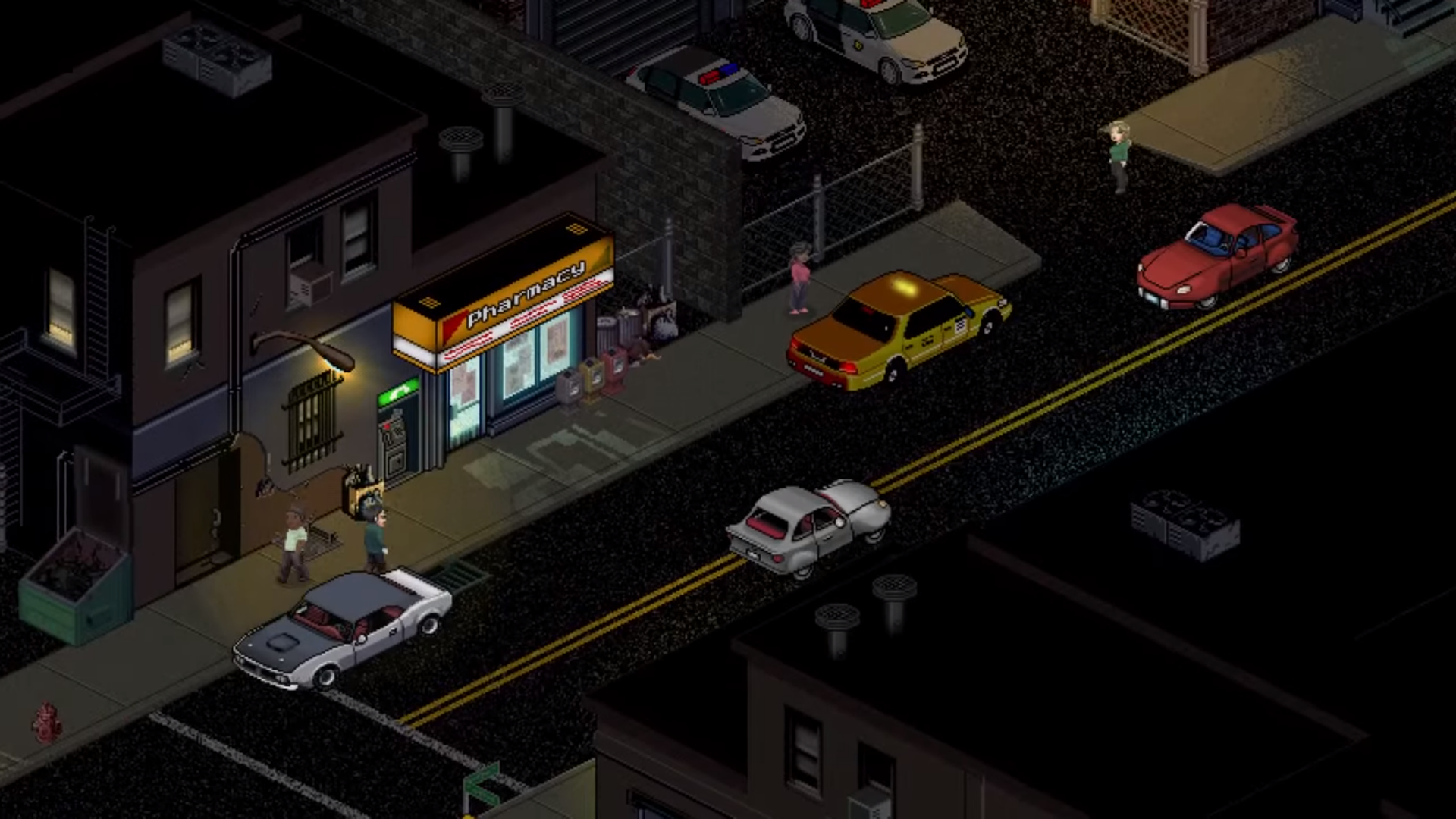 Pixel Noir porting to Switch
