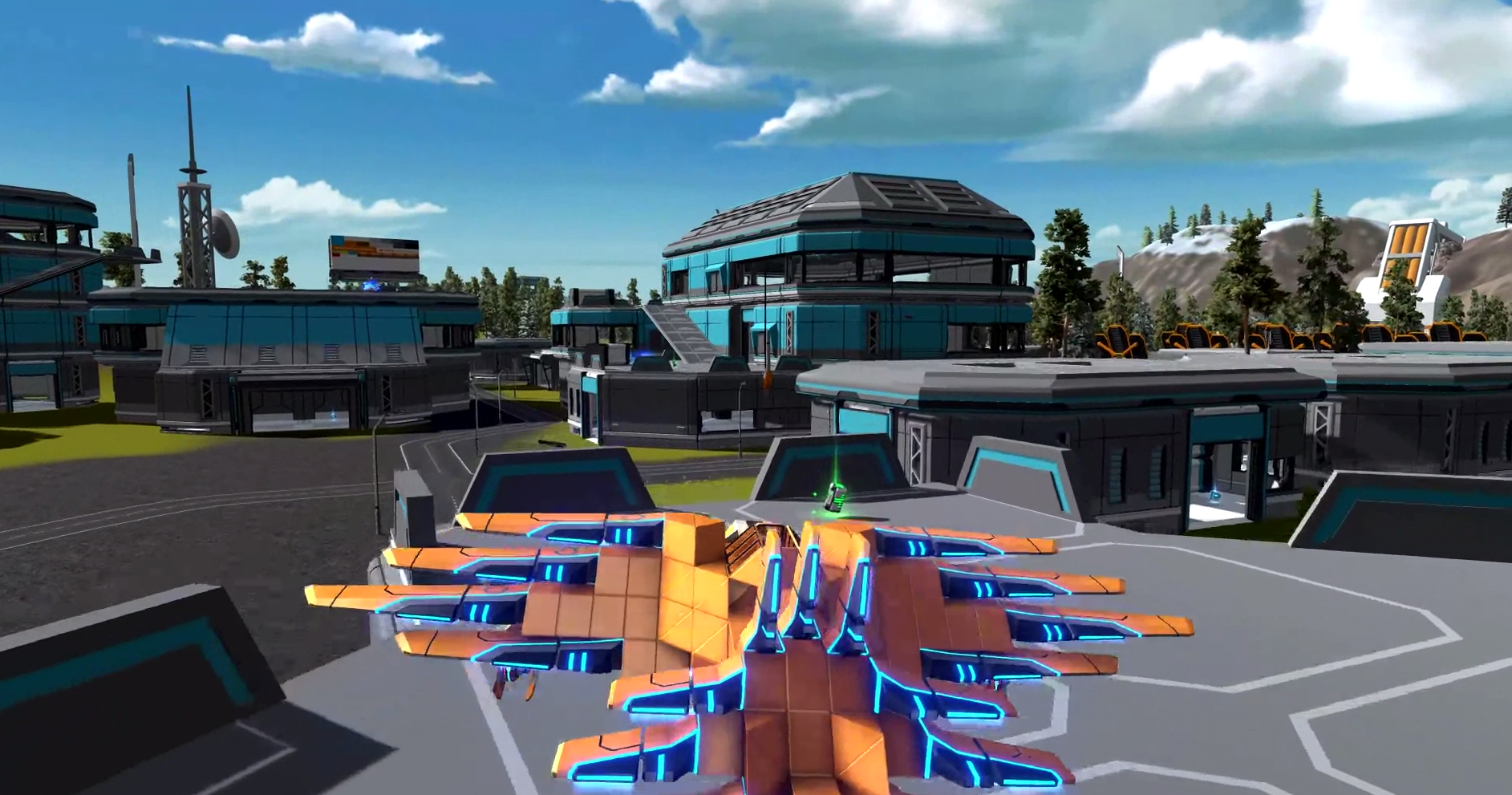 Robocraft Royale launching into Early Access today