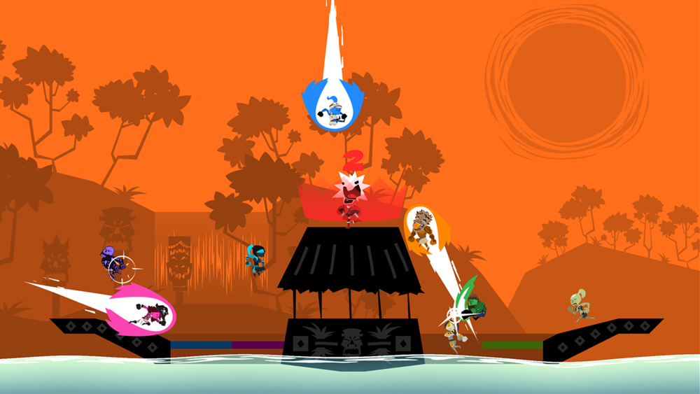 Runbow racing towards PS4 and Nintendo Switch