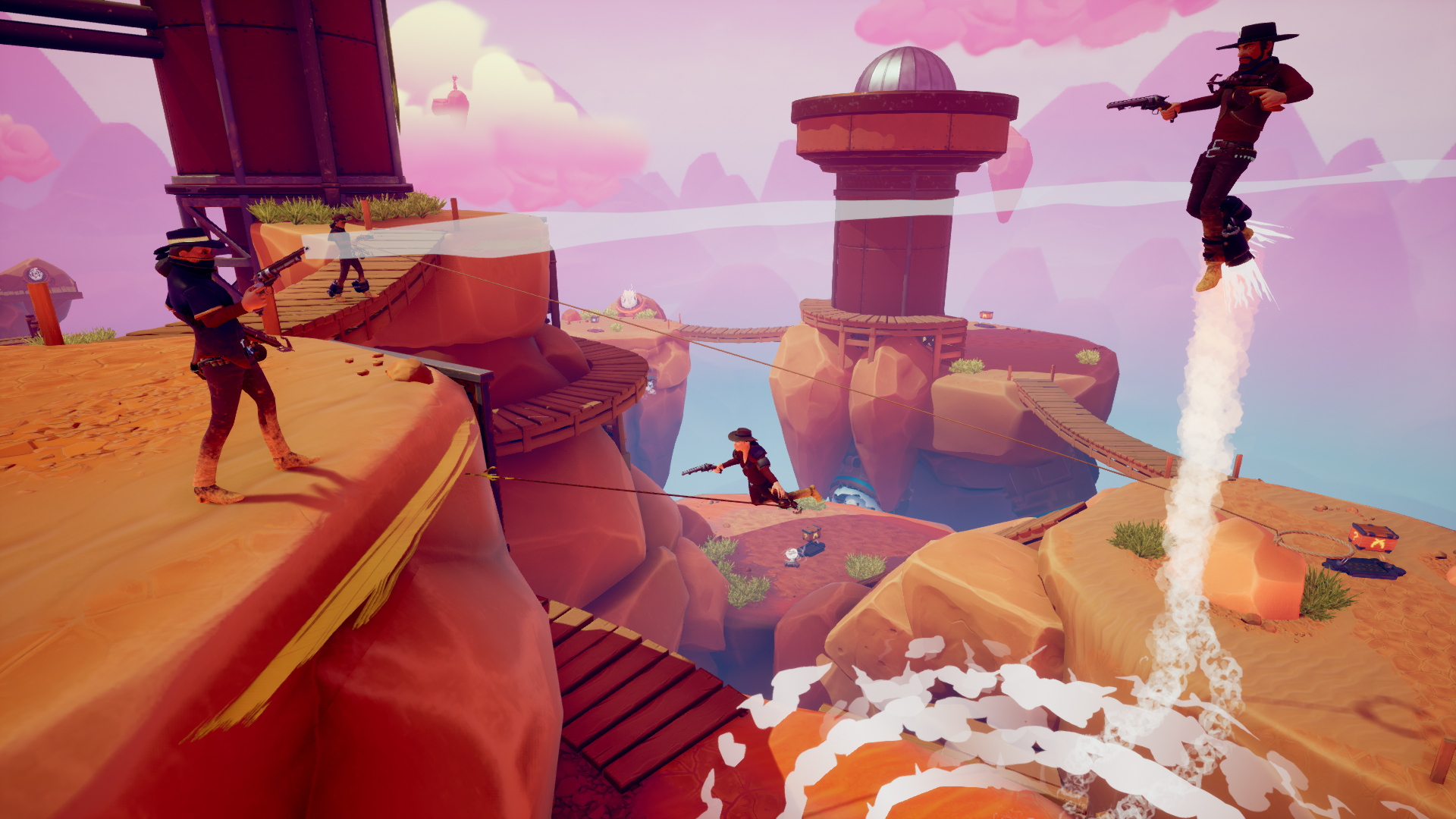 New trailer for Sky Noon, and sign-ups for closed beta begin today.
