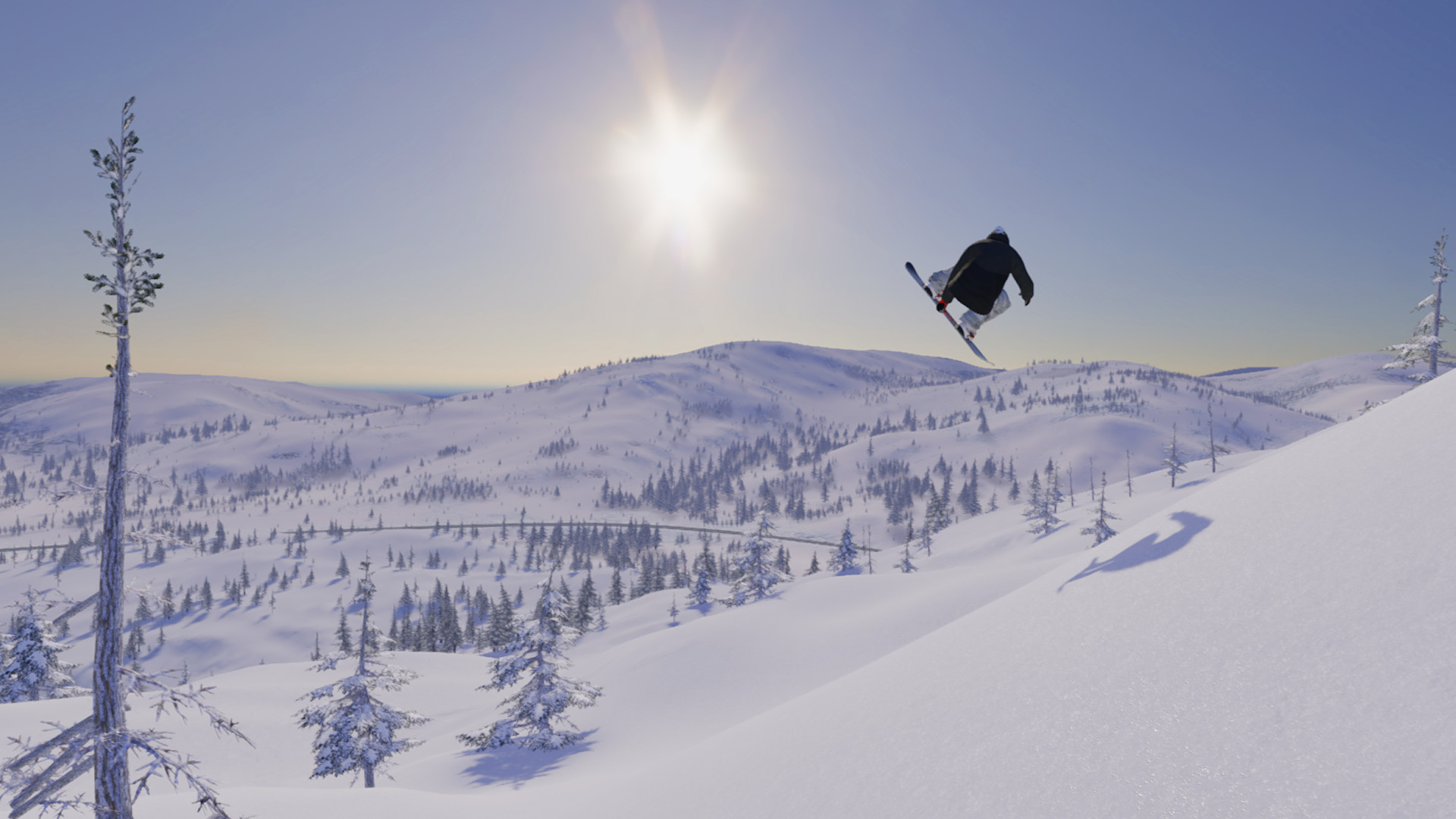The Snowboard Game gets announce trailer