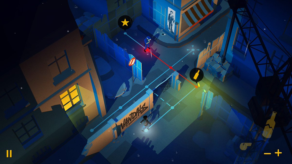 Turn-based Puzzler Vandals sneaks into April