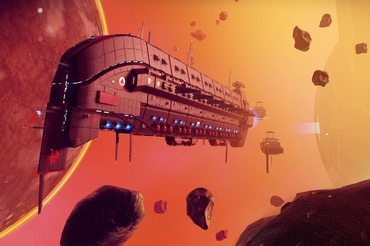 No Mans Sky is coming to Xbox One this year