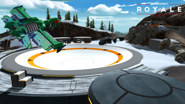 Robocraft Royale hitting early access on March 26th