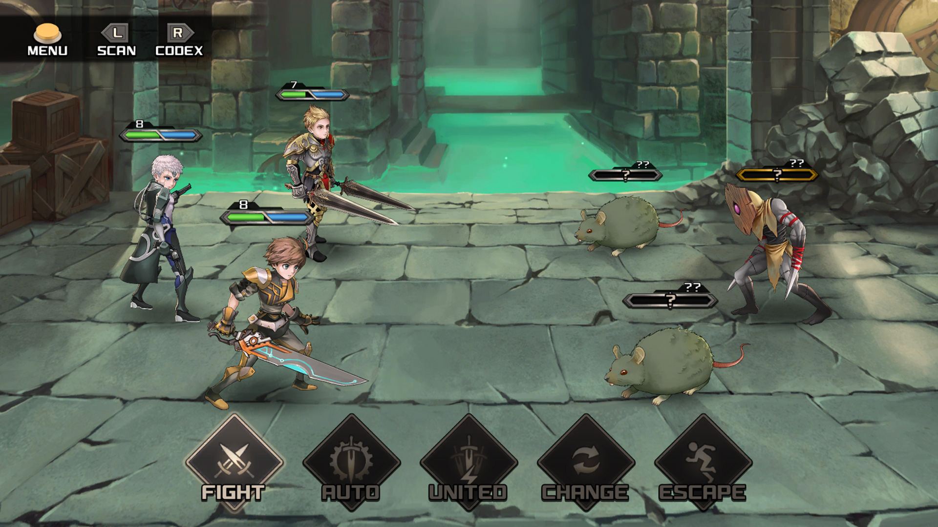 JRPG Azure Saga: Pathfinder is out now on Steam