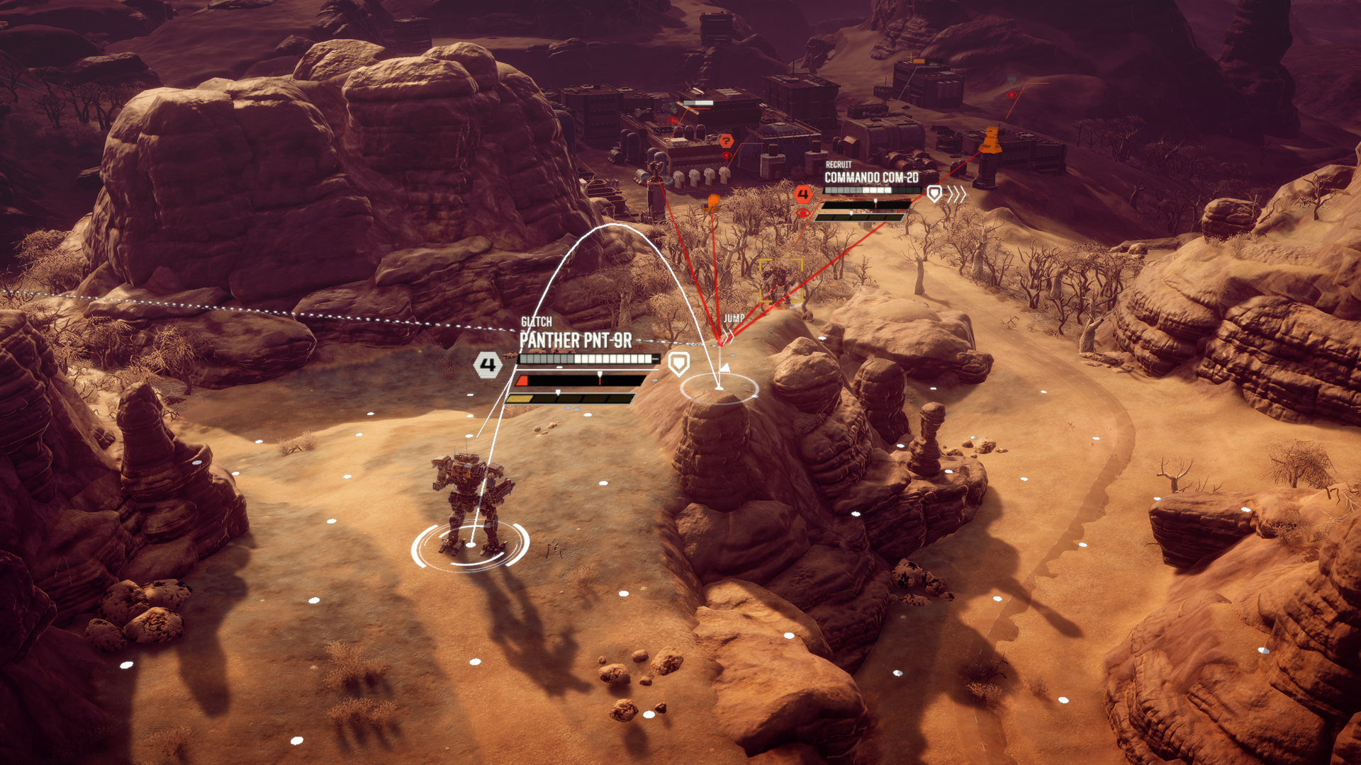New Battletech story trailer builds up the hype