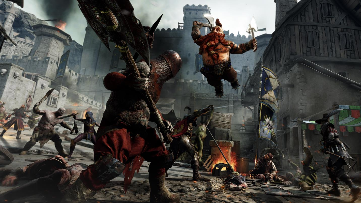 Warhammer: Vermintide 2 now available on Steam