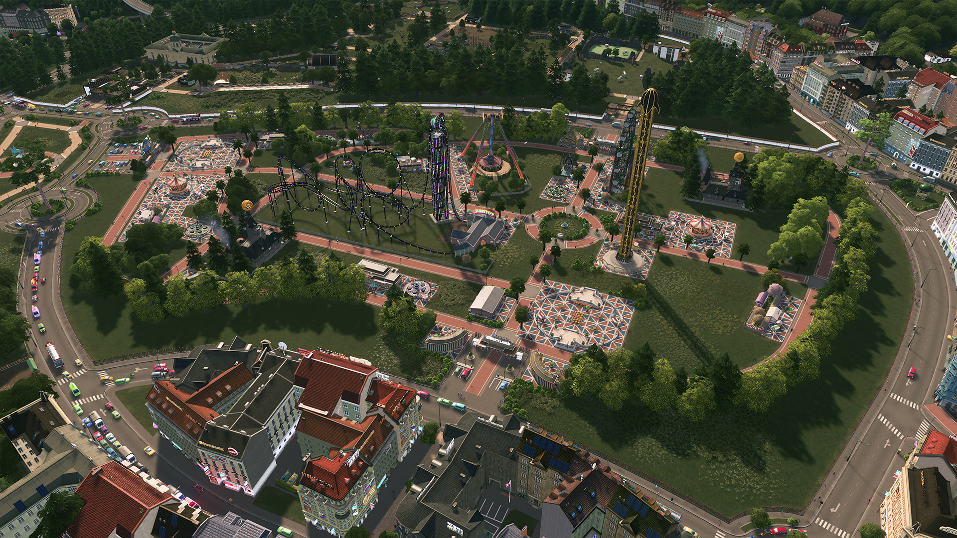 Cities: Skylines new expansion releasing in May