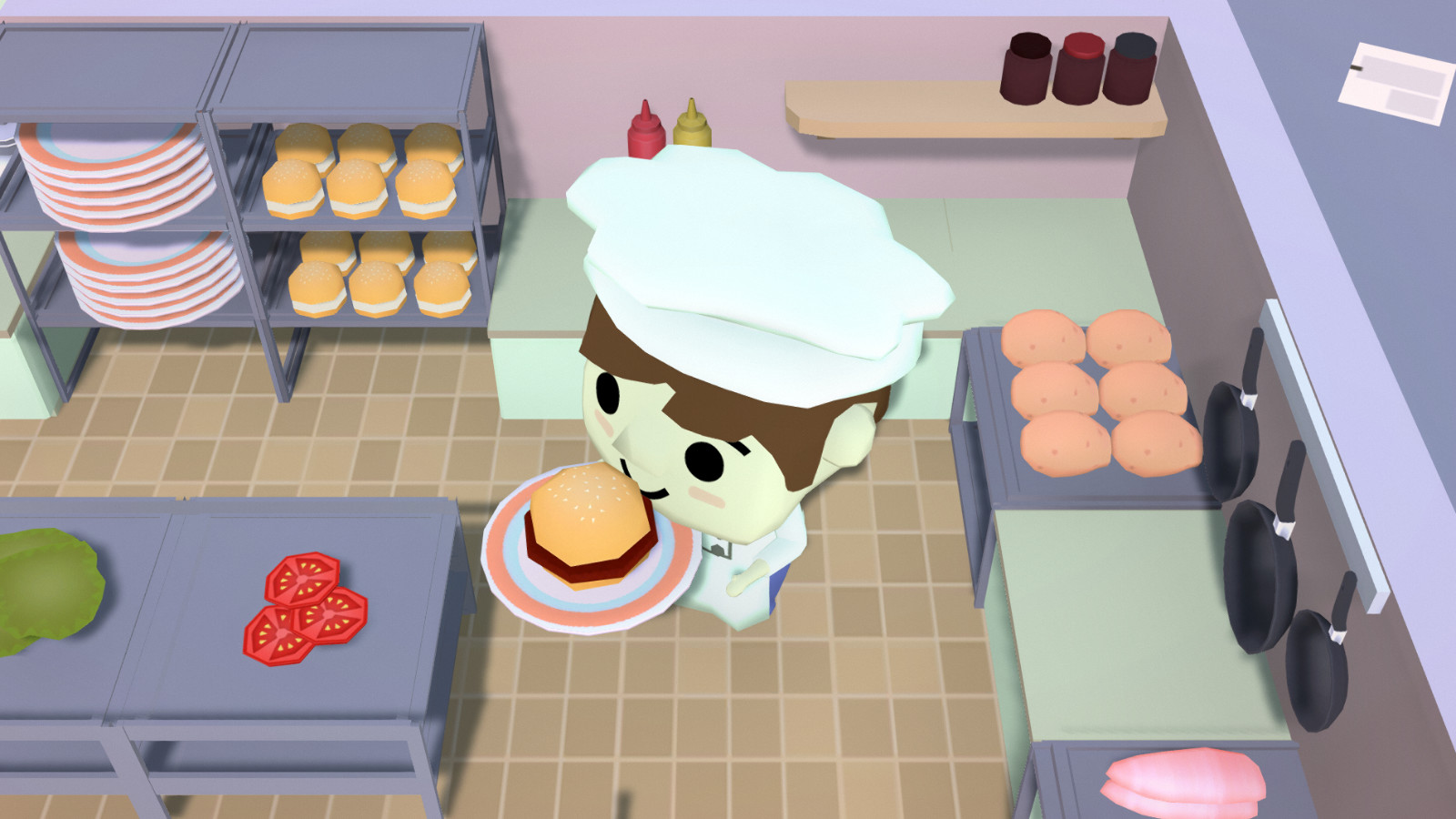 Restaurant sim Diner Bros is out now