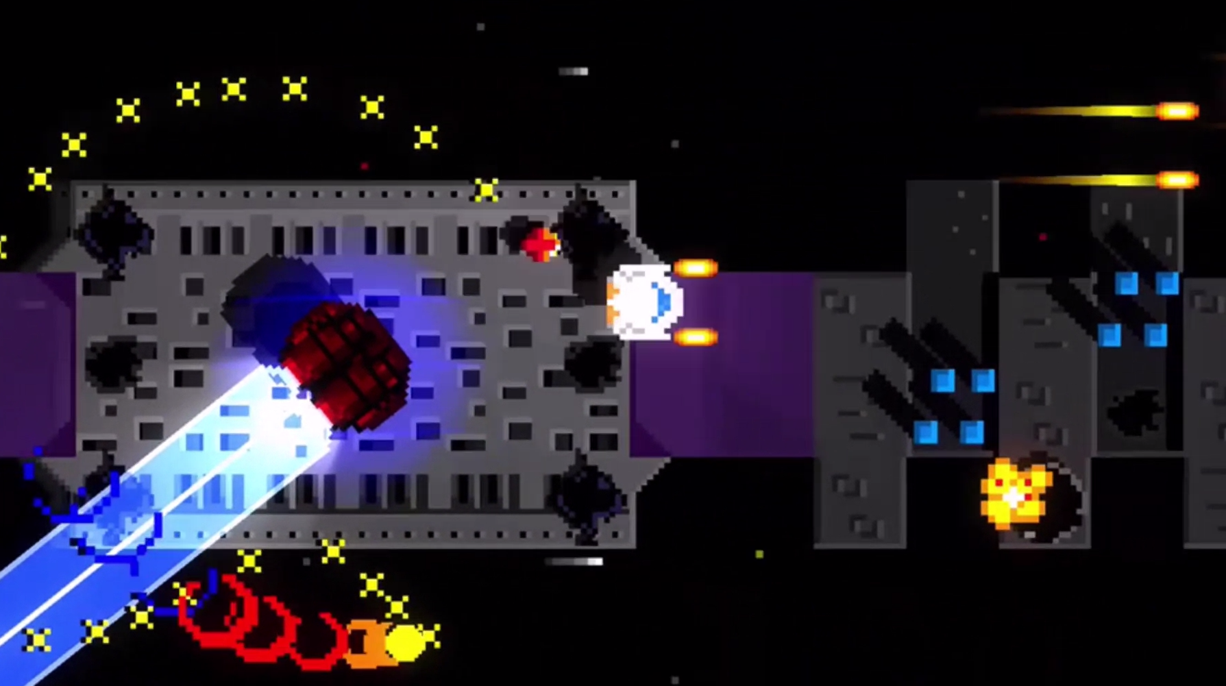 Hyper Sentinel coming to PC and consoles soon
