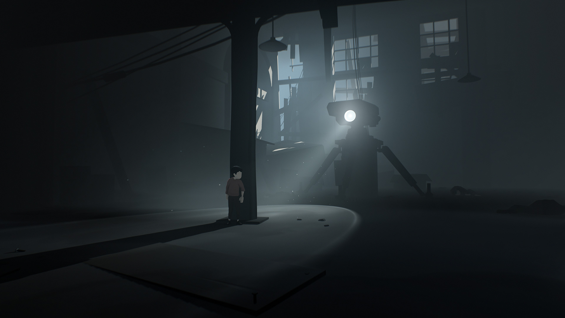 Limbo and Inside are hours away from the Switch
