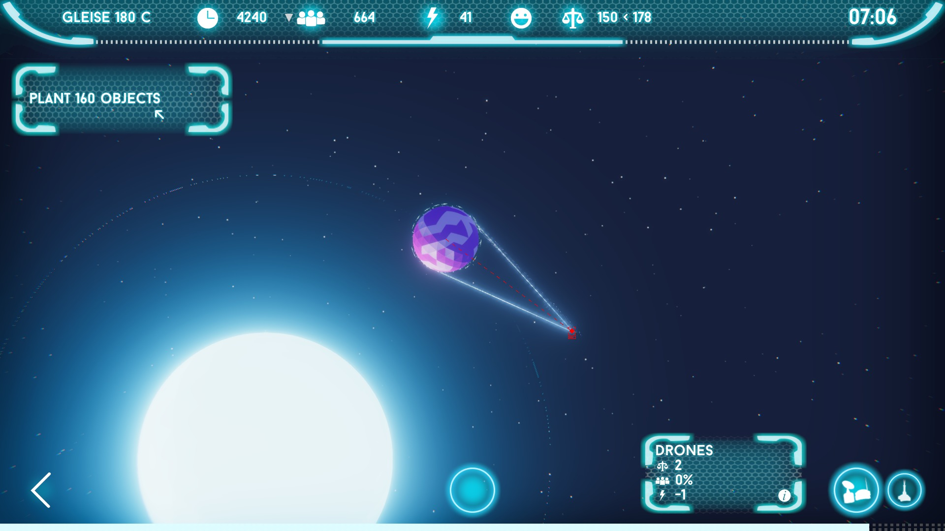 Arcade planet simulator Keeplanet goes live on Steam