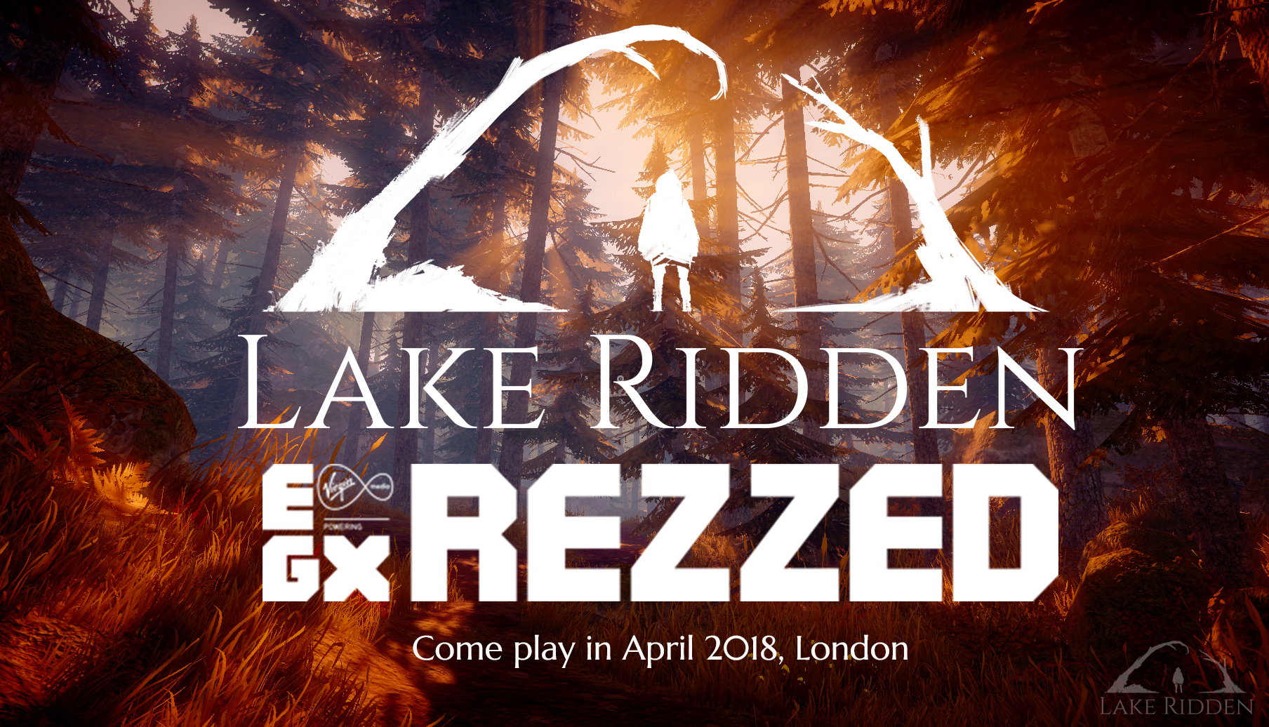 Lake Ridden is more Myst than Minecraft