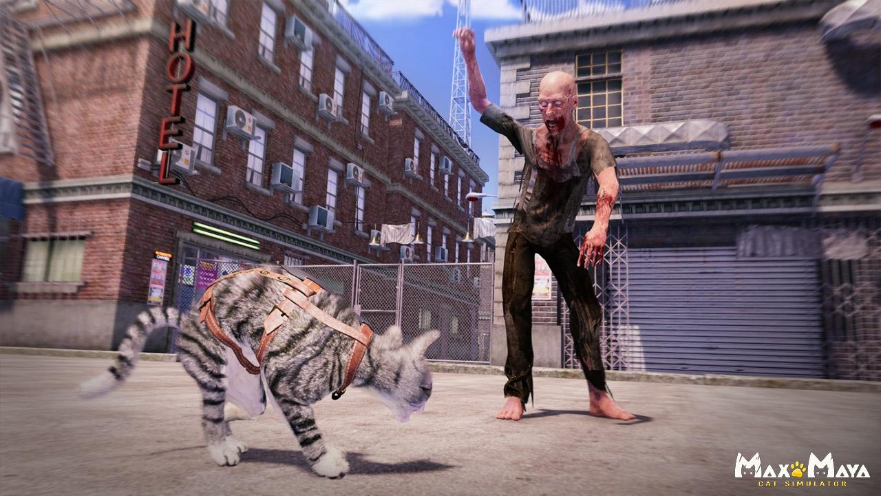 Cat Simulator Max&Maya announced