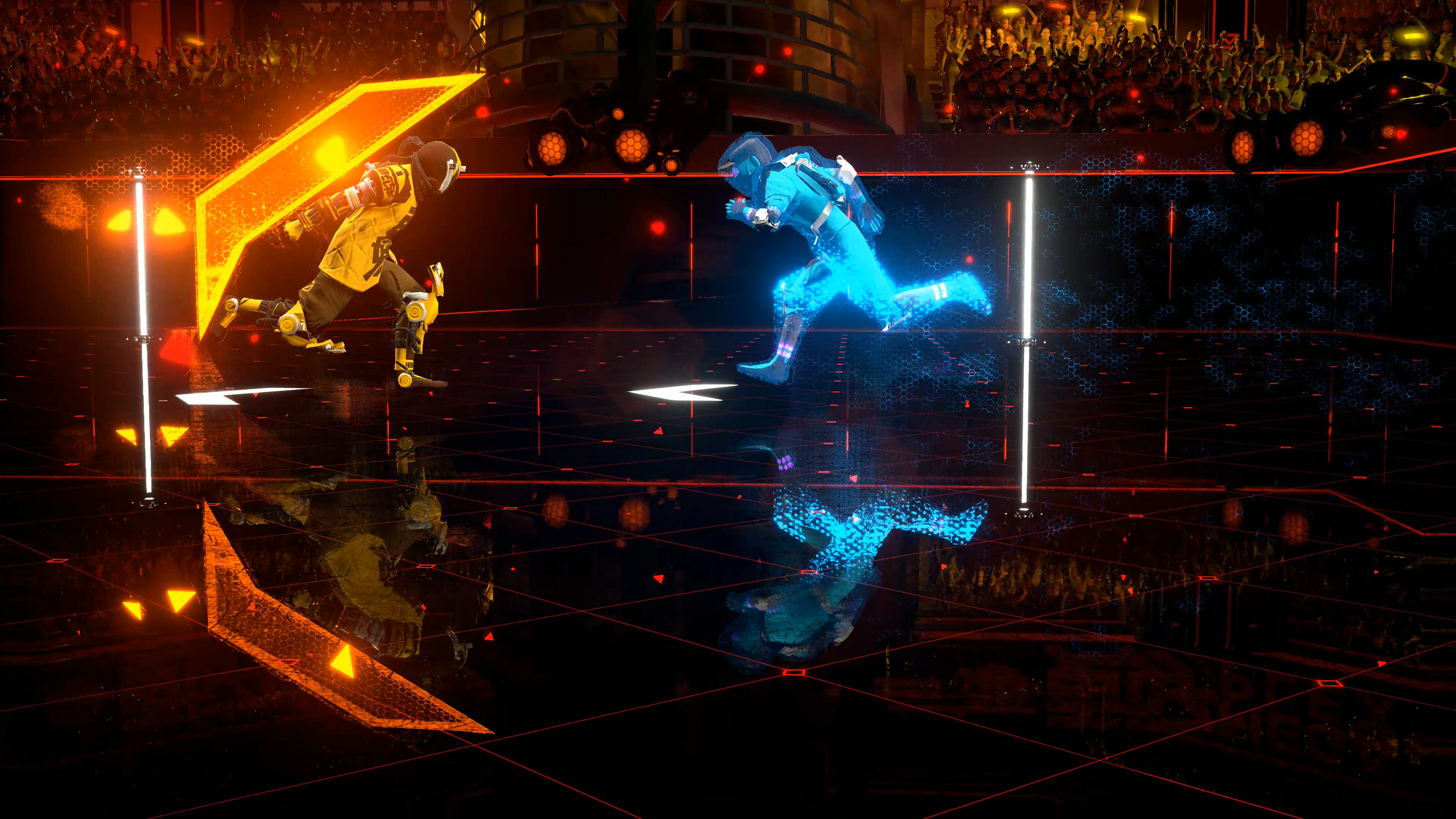 Laser League Dashes out of Early Access