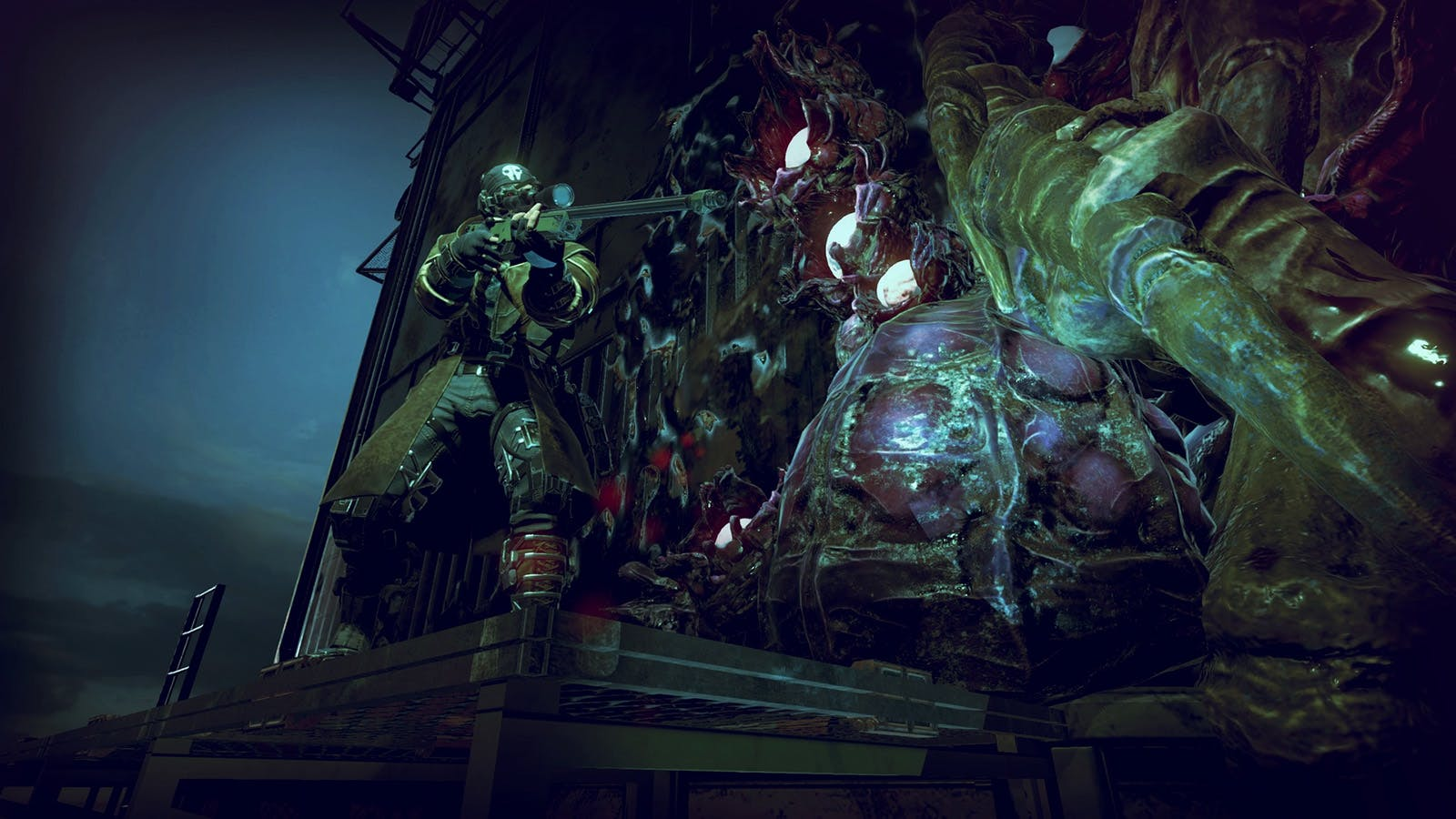 Phoenix Point is a nod to the original X-Com