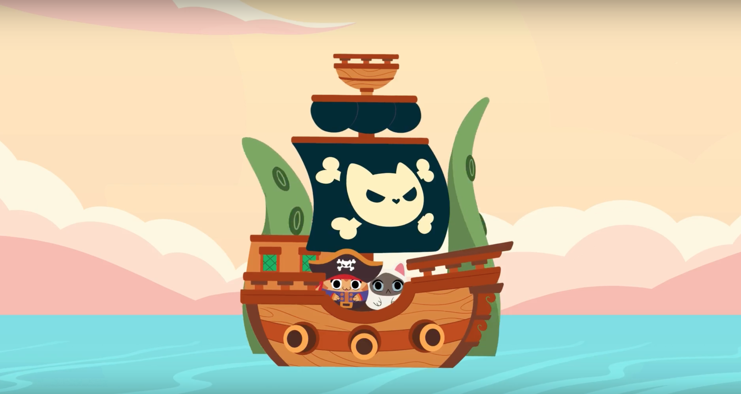 Sailor Cats enters Android Early Access