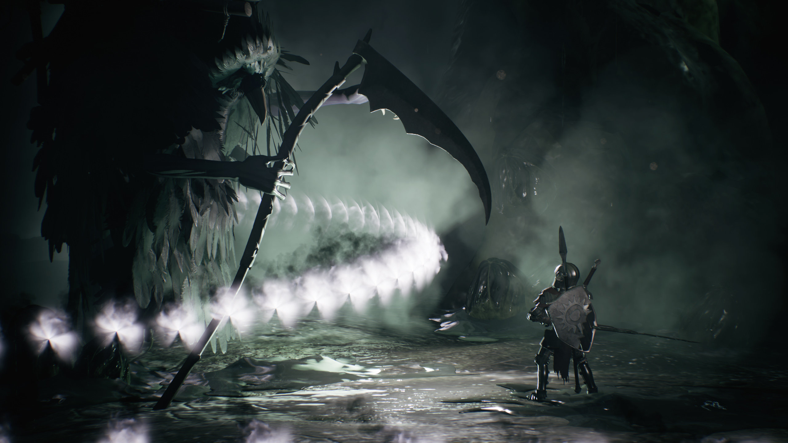 Sinner: Sacrifice for Redemption reverses character progression