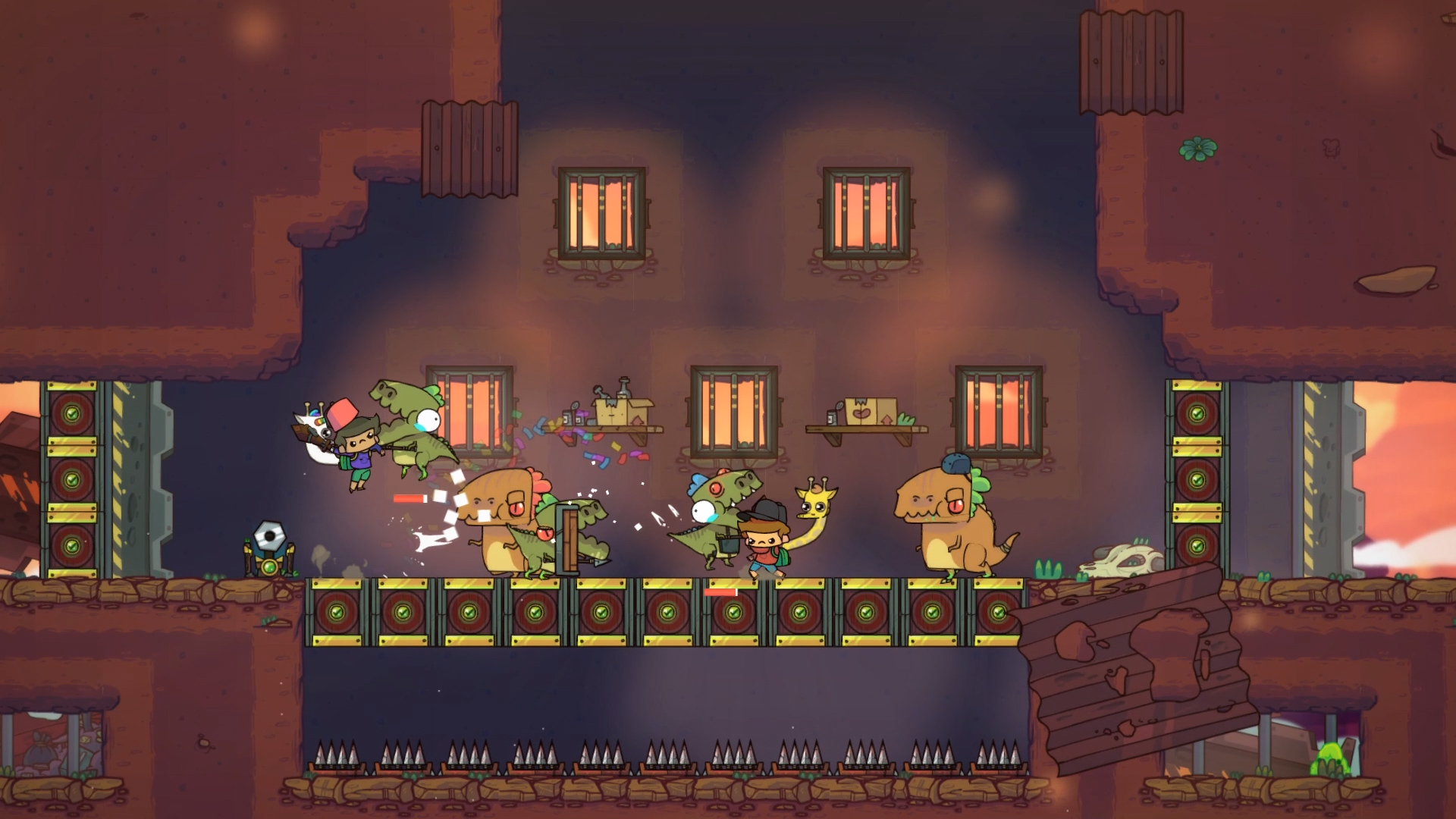 The Adventure Pals now on PC and consoles