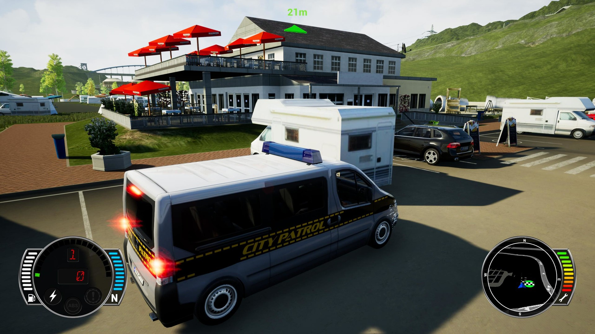 City Patrol: Police is closing in to Early Access | The