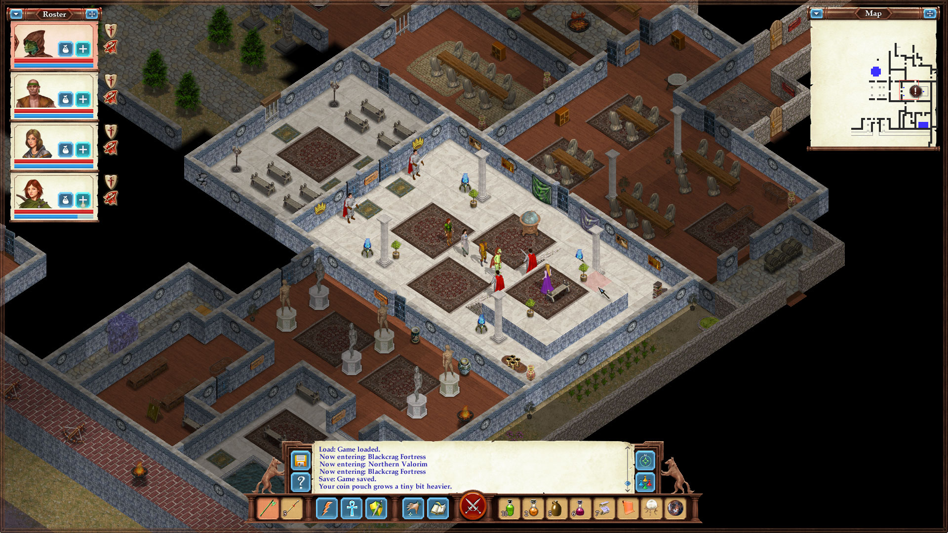 Avernum 3: Ruined World HD out now on PC and iOS