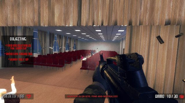 School shooter game raises eyebrows on Steam