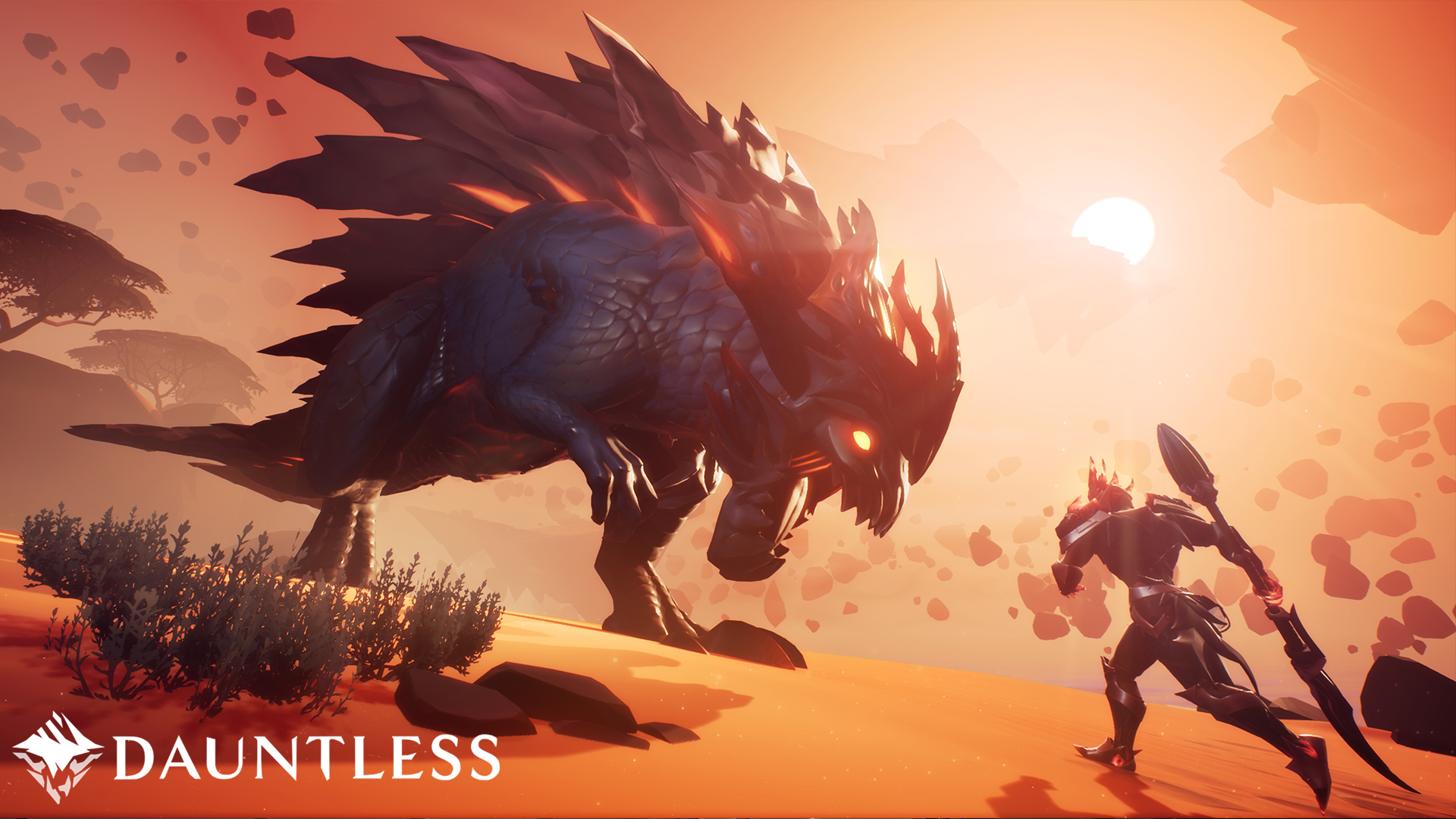 Dauntless launched into open beta