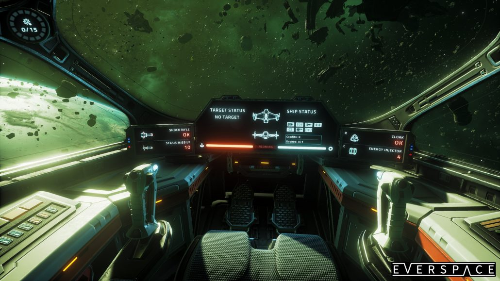 Everspace is out now on PS4