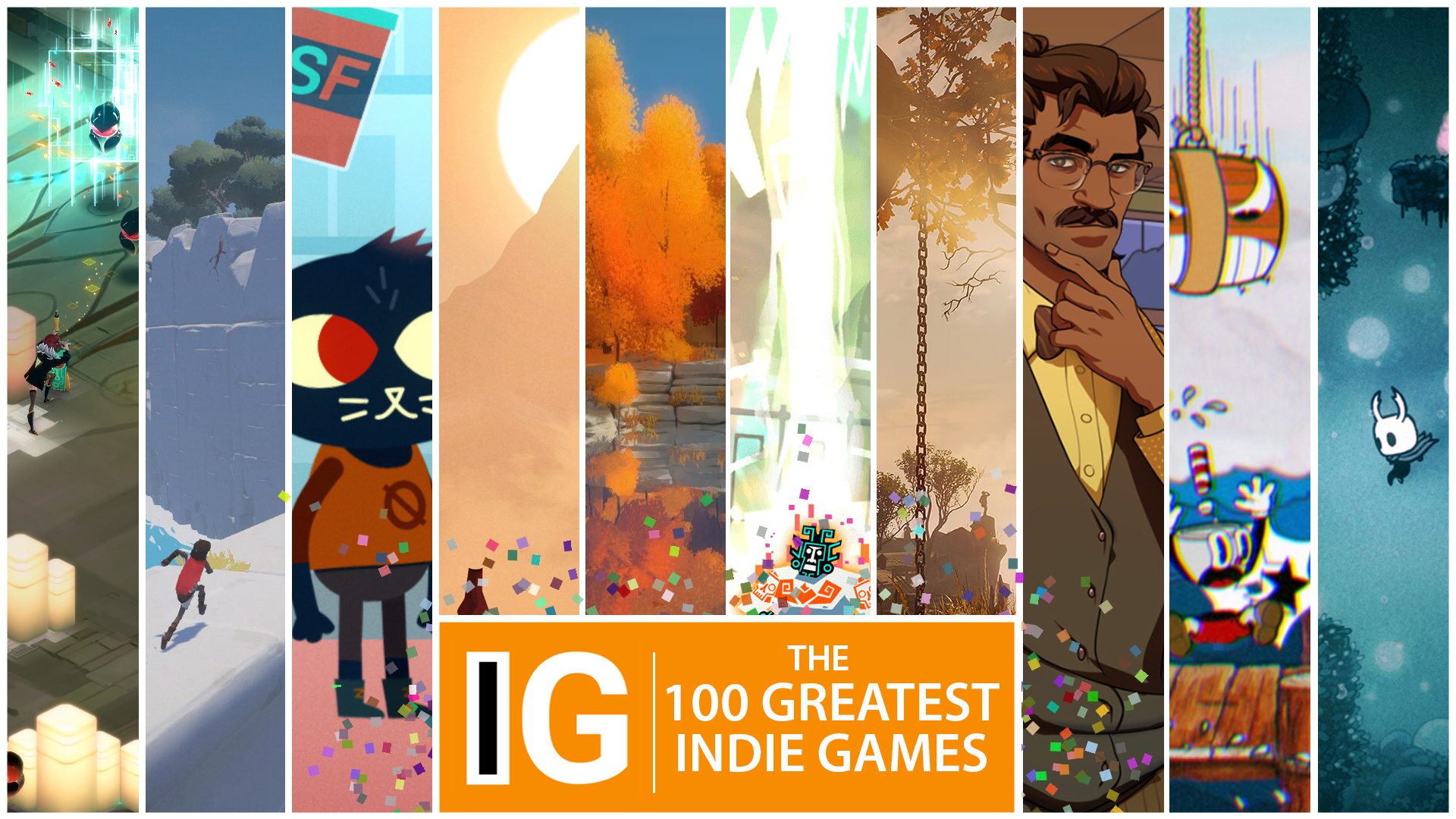The 100 Best Indie Games of All Time