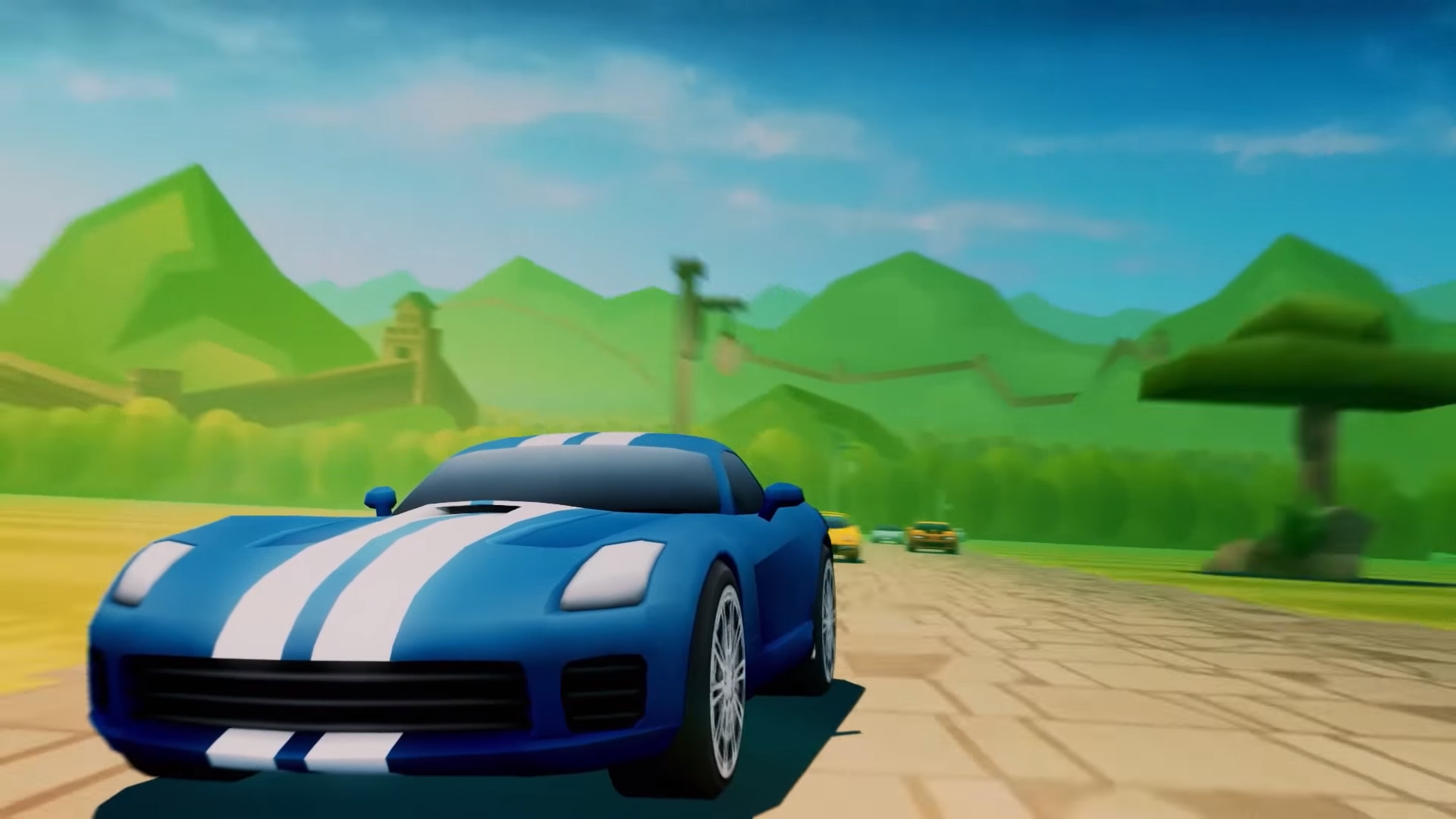 Horizon Chase Turbo out now