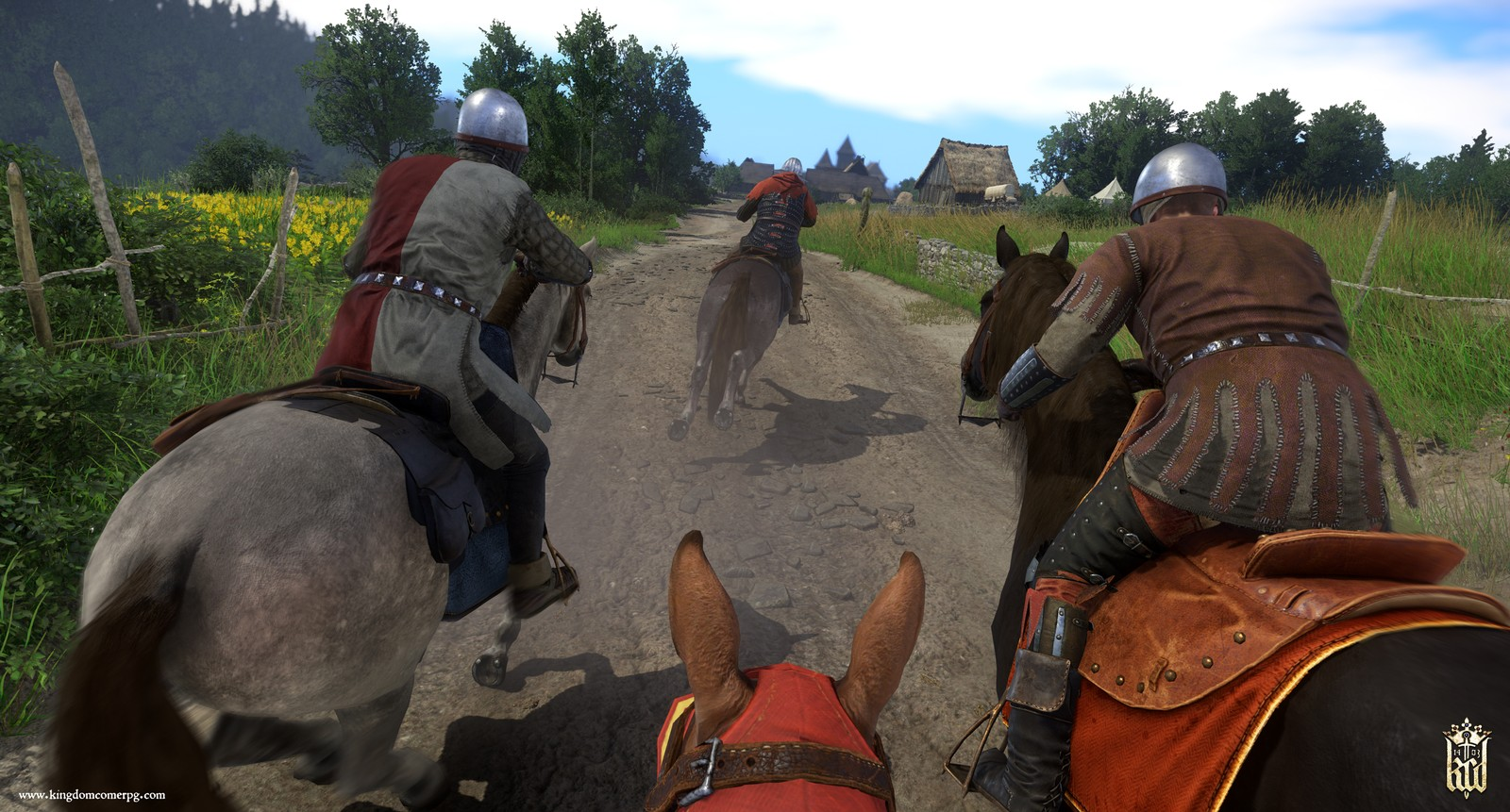 Kingdom Come Deliverance devs release DLC roadmap