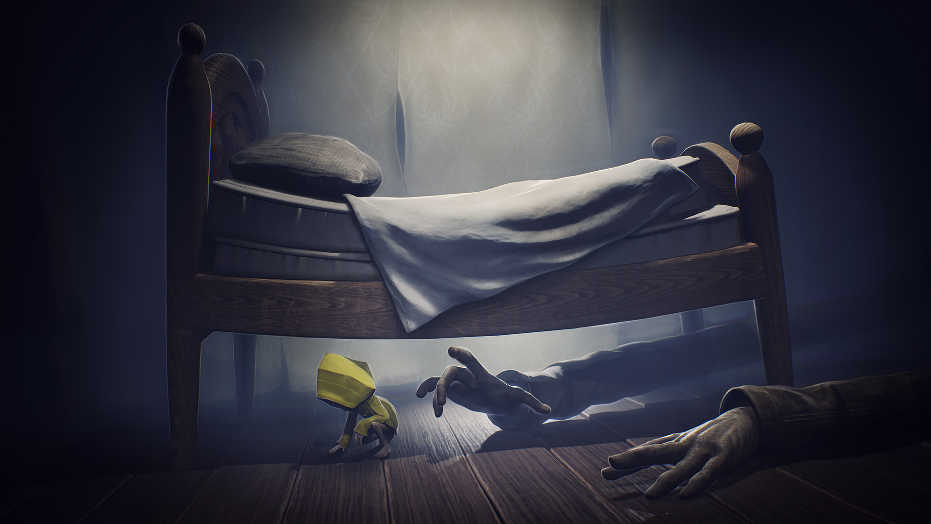 Little Nightmares Complete Edition now on Switch