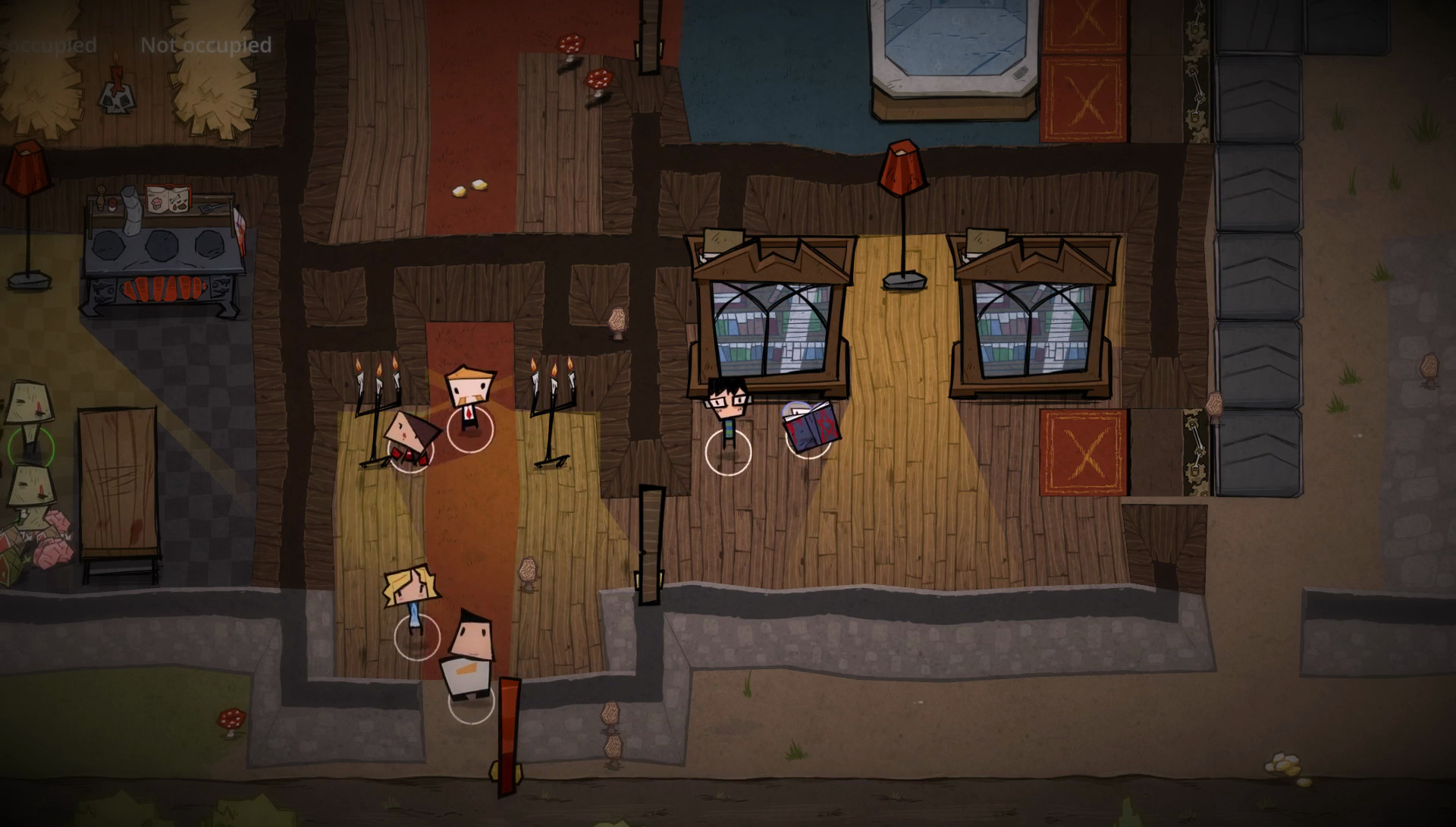 MachiaVillain out on PC, Mac and Linux