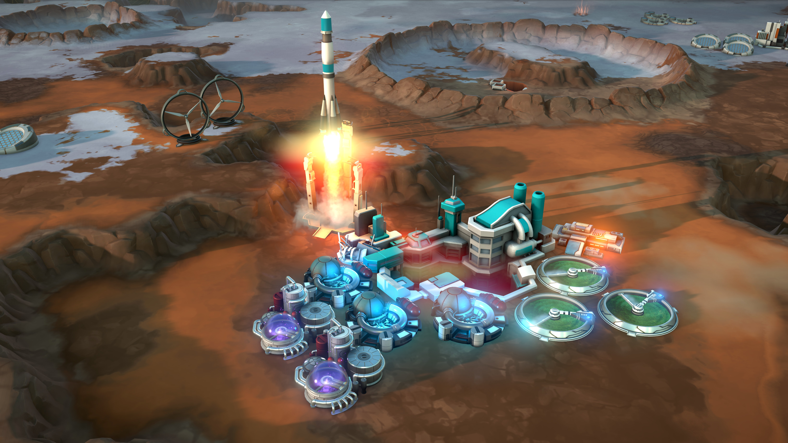 Offworld Trading Company free on Steam this weekend