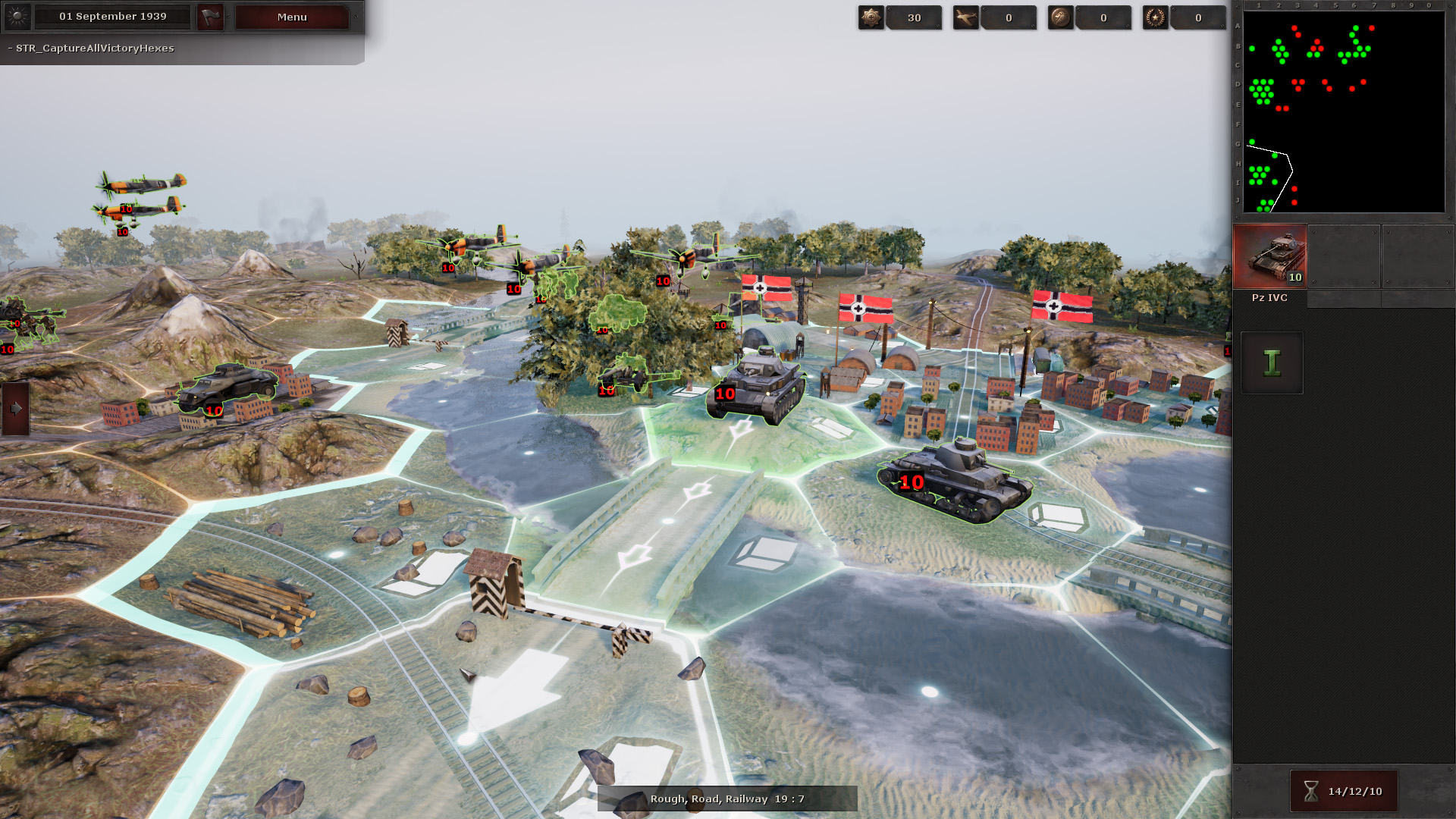 Panzer Strategy fires out new trailer