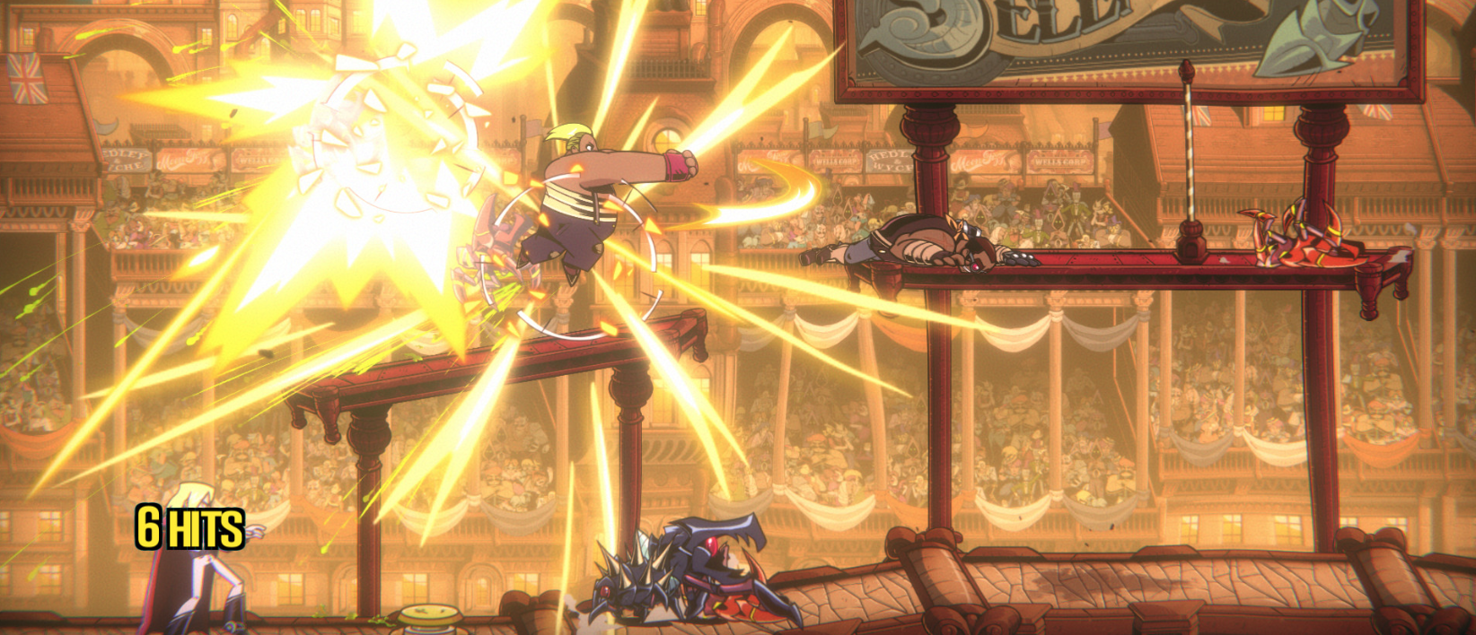 High-speed brawler Speed Brawl hits out this summer